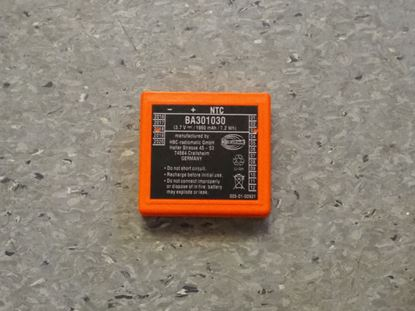 Billede af BATTERI TIL ORBIT TC 240 LITHIUM ION BATTERI 3,7 VOLT